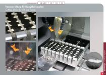 Special Solutions for Cutting – clamping tools and additional features for Brillant - 31