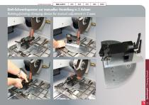 Special Solutions for Cutting – clamping tools and additional features for Brillant - 33