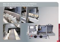 Special Solutions for Cutting – clamping tools and additional features for Brillant - 35