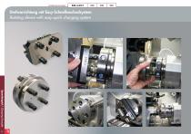 Special Solutions for Cutting – clamping tools and additional features for Brillant - 8