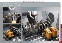 Special Solutions for Cutting – clamping tools and additional features for Brillant - 9