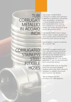 FLEXIBLE HOSES FOR STEEL INDUSTRY - 6