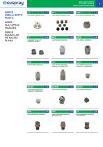 HYDRAULIC NOZZLES AND ACCESSORIES - 11