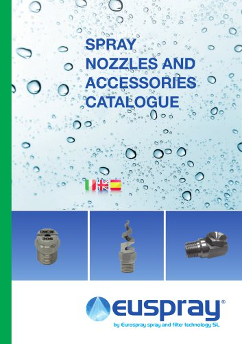 HYDRAULIC NOZZLES AND ACCESSORIES