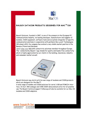 Bausch MAC Products.PDF