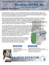 DinBox GPRS SL  (DB GPRS SL)