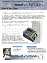 InduBox PSTN III (IB PSTN III)