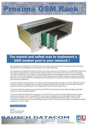 Proxima GSM Rack