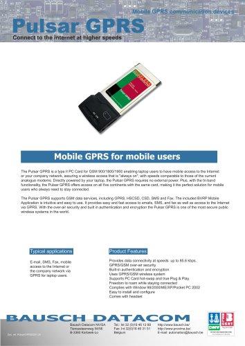 Pulsar GPRS (PULSARGPRS)
