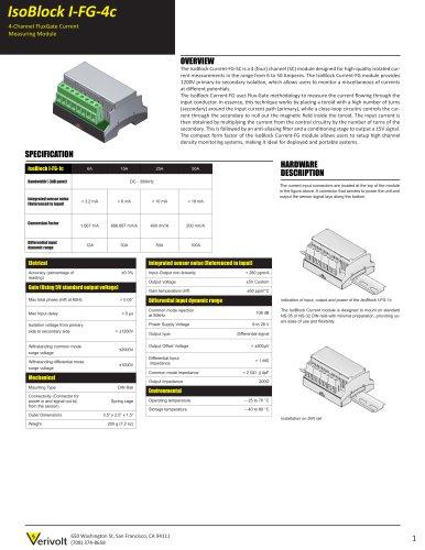 IsoBlock I-FG-4c