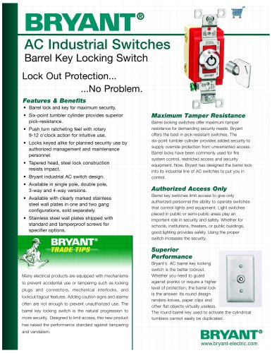 AC Industrial Switches