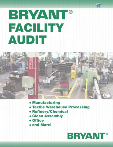 BRYANT Facility Audit