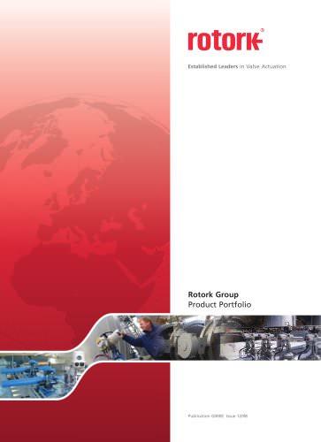 G000 Rotork Product Portfolio
