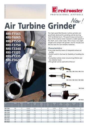 Red Rooster Air Turbine Grinders