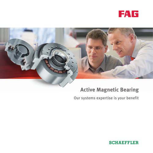 Active Magnetic Bearing
