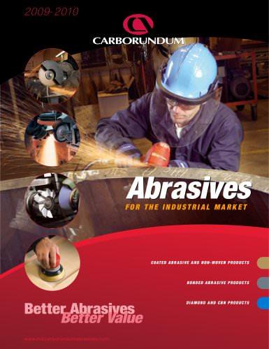 Carborundum Abrasives for the Industrial Market