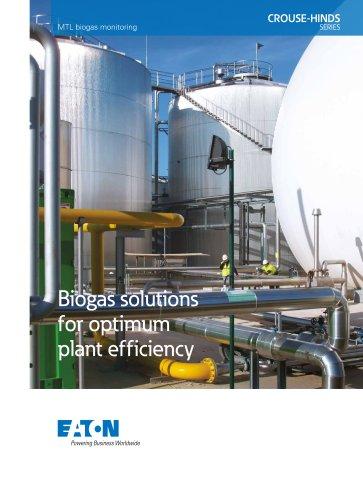 MTL biogas monitoring