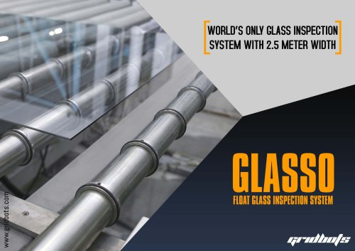 Glasso-FloatSCAN Float Glass Inspection System