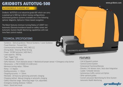 GRIDBOTS AUTOTUG-500