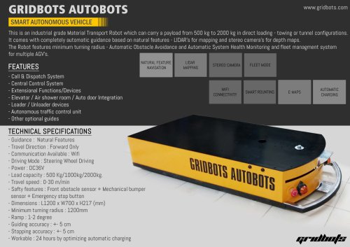 Smart Autonomous Vehicle