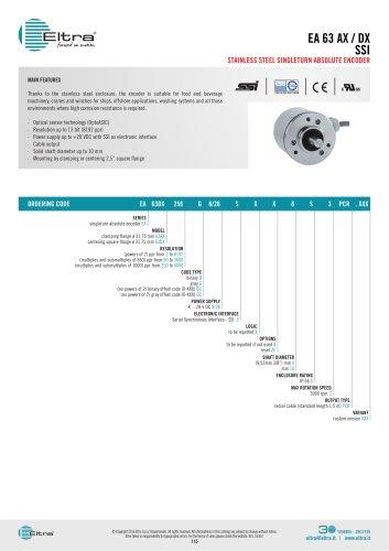 EA 63 AX / DX SSI