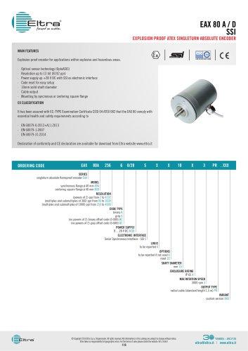 EAX 80 A / D SSI