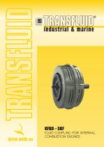 KFBD - SKF FLUID COUPLING FOR INTERNAL COMBUSTION ENGINES
