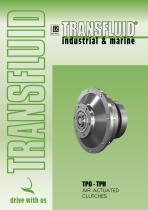 TPO - TPH AIR ACTUATED CLUTCHES