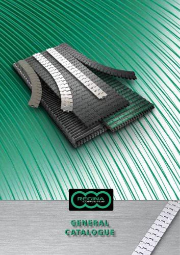 Conveyor General Catalogue 2012