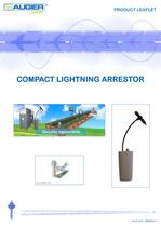 CLA - Compact Lighting Arrester