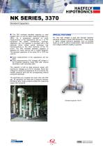 3370 High Voltage Standard Gas Capacitors