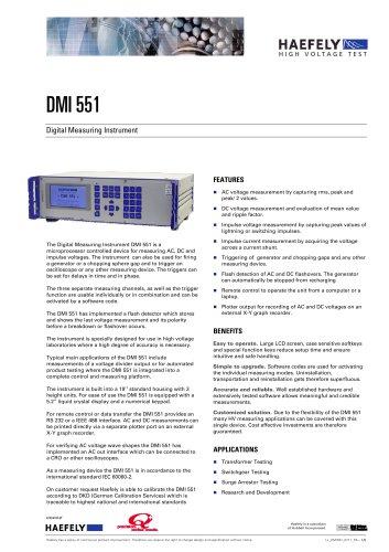 DMI 551