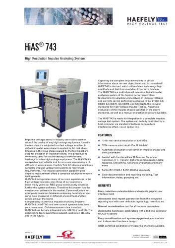 HiAS® 743