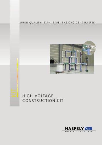 High Voltage Construction KIT