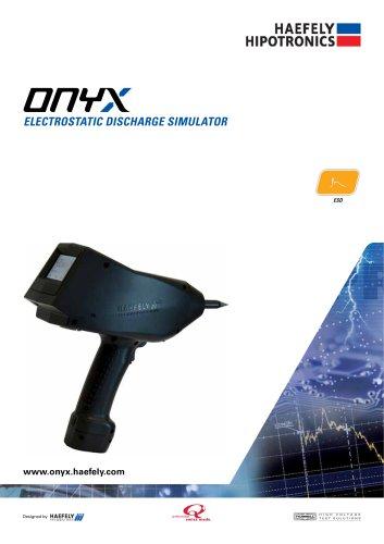 ONYX ESD simulator