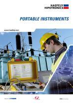 Portable Instruments