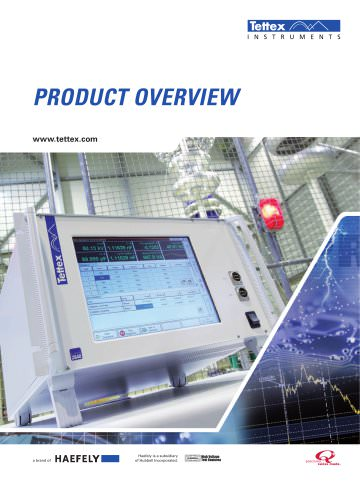 Product Overview Tettex
