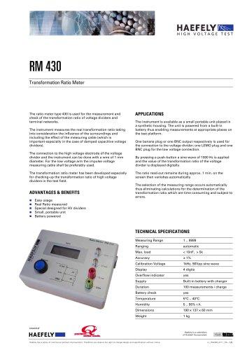 RM 430