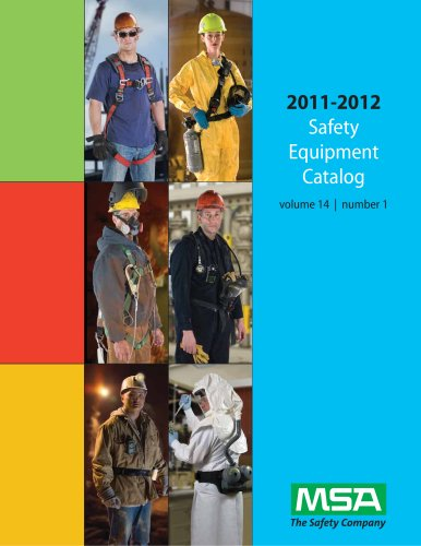 Safety equipment Catalog