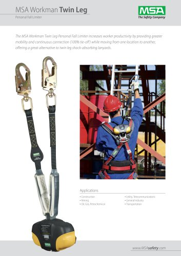Workman Twin-Leg PFL