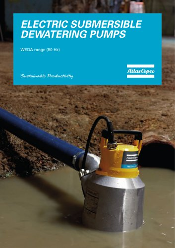 ELECTRIC SUBMERSIBLE DEWATERING PUMPS