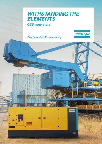 WITHSTANDING THE ELEMENTS QES generators