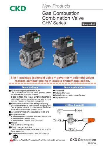 GHV series