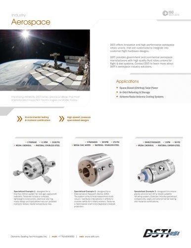 DSTI Sell Sheet - Aerospace