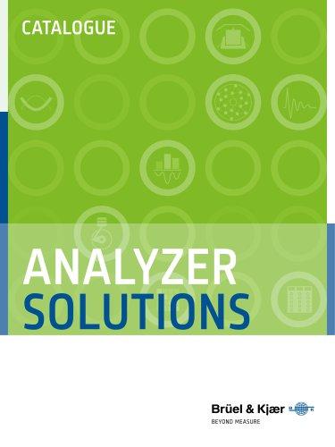 Analyzer Catalogue
