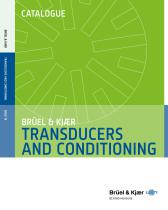 Transducers and conditioning