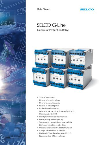 Littelfuse Selco G Line Catalogue