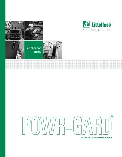POWR-GARD Electrical Fuseology & Application Guide