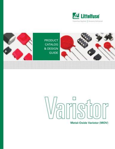 Varistors Catalog