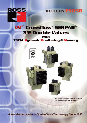 DM2 - Double Valves